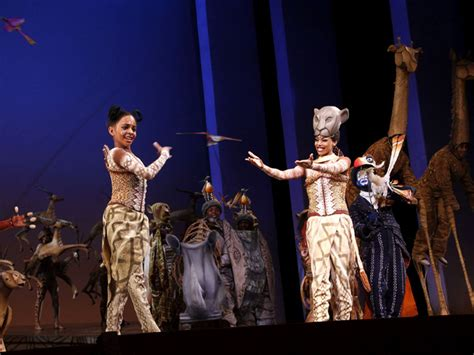 Autism-friendly theater: The Lion King on Broadway - Photo