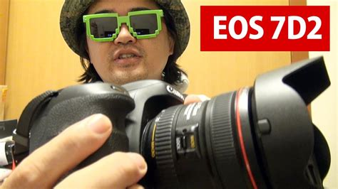 Canon EOS 7D Mark II 爆速一眼レフ EF24-70L IS USM レンズキット 購入