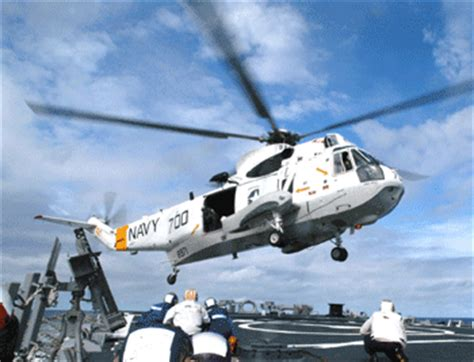 H3 Sea King Multi Mission Helicopter