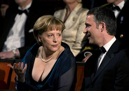 "Opera Chic: ""OhMeinGott Angela Merkel Is A MILF"": German Press Appalled After Oslo"