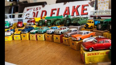 Dinky Toys Collection - Vintage Diecast 1950s & 1960s