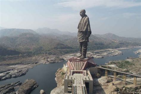 How well do you know the Statue of Unity? | Condé Nast