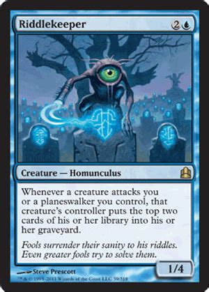 Blue Archives - The Commanders Gathering | Commander (EDH