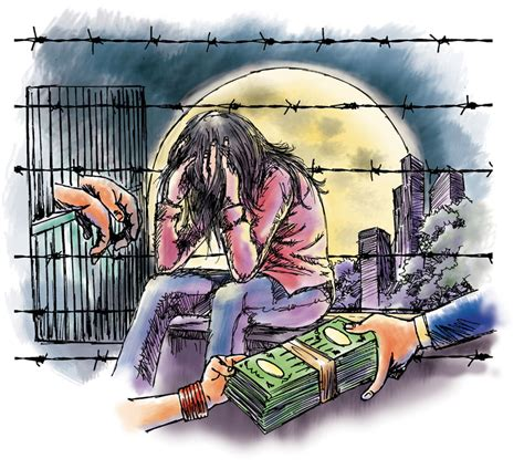 Reported cases of human trafficking doubled last fiscal