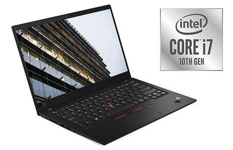 2020 Lenovo ThinkPad updates: X1 Carbon 8th-gen and X1