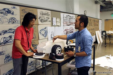 College for Creative Studies Automotive Culture Immersion Workshop 2014日本の