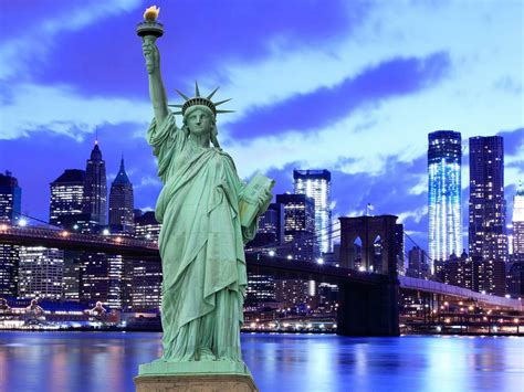 Statue of Liberty (English Statue of Liberty) is a