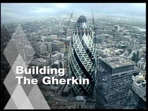 BUILDING THE GHERKIN - Official Trailer - YouTube