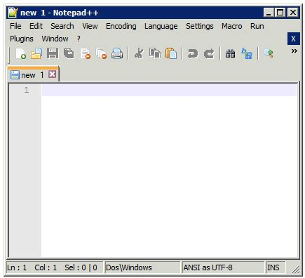 Online Notepad ++ on Mac, iPhone, iPad, Android