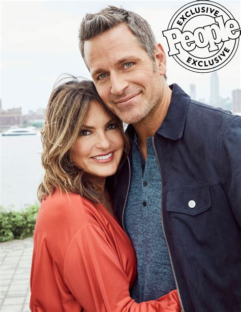 Mariska Hargitay and Peter Hermann: Laughter Is the Key to