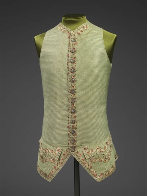 Waistcoat | V&A Search the Collections