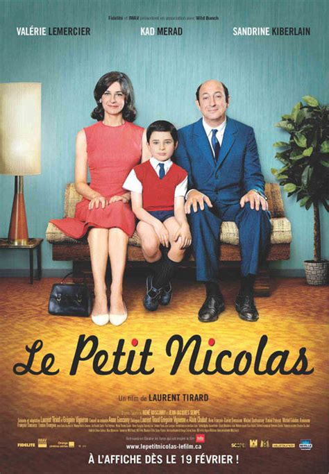 Little Nicholas   On DVD   Movie Synopsis and info