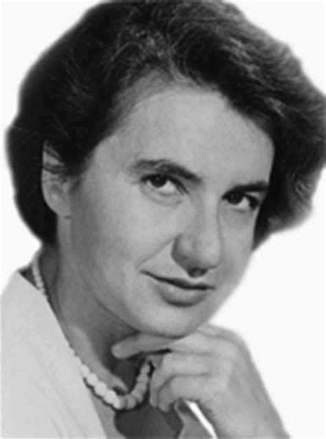 Maurice Wilkins, Rosalind Franklin, James Watson, and