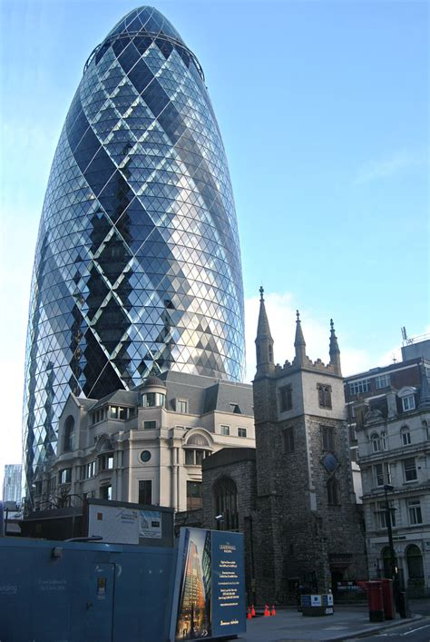 """""""The Gherkin Building"""" London 