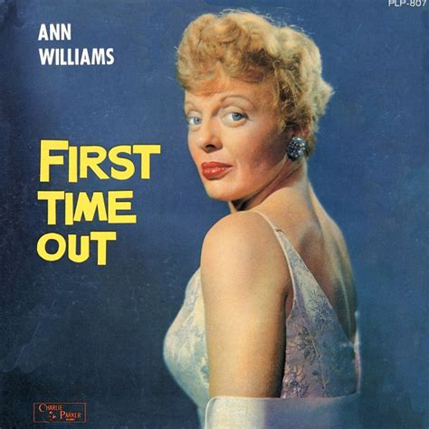CD ANN WILLIAMS アン・ウィリアムス / FIRST TIME OUT ファースト