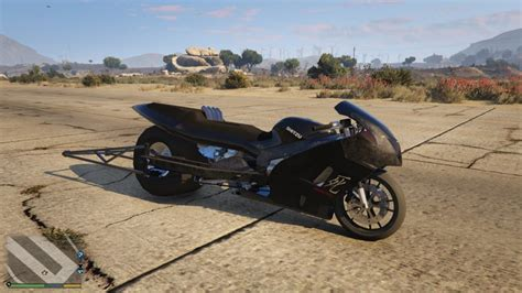 GTA 5 Top Fuel Bike [DRAG] Mod - GTAinside