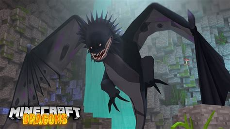 FACE TO FACE WITH A SKRILL DRAGON | Minecraft DRAGONS w