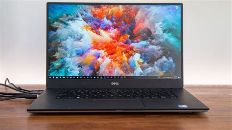 Dell XPS 15 9560 review - GTX 1050 - Kaby Lake - THE