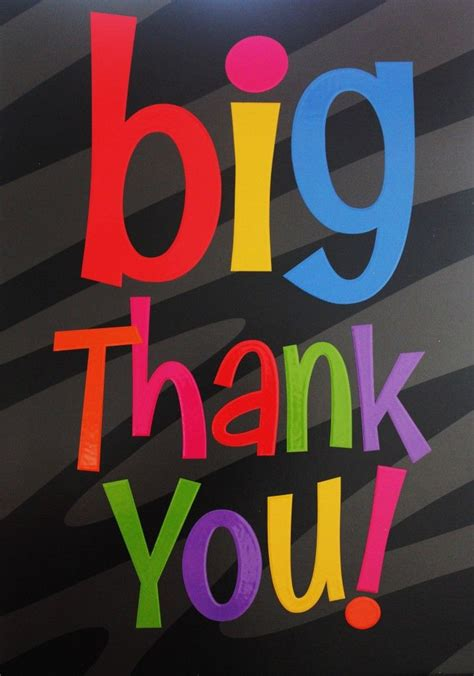 Big Thank you - for liking my fan page on facebook | Thank you messages gratitude