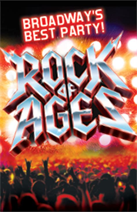 Rock of Ages Tickets Save $60 on Broadway Tix!