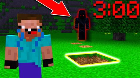 NOOB PLAYS MINECRAFT AT 3:00AM! (Do NOT Attempt) - YouTube