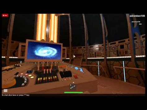12th Doctors TARDIS Console - YouTube