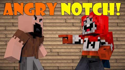 If Notch Was Mad At ExplodingTNT - Minecraft - YouTube