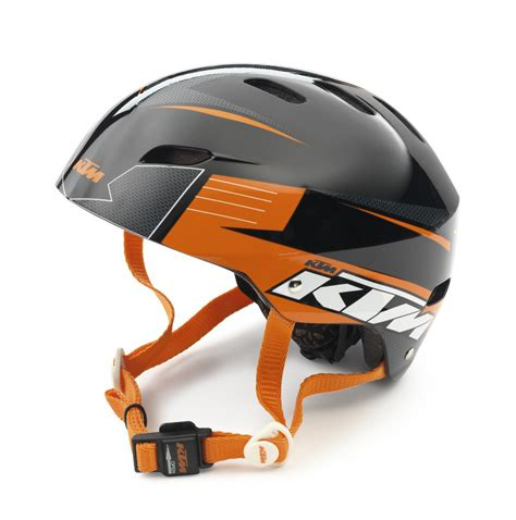 KTM POWER WEAR KIDS TRAINING BIKE HELMET (キッズ トレーニング バイク