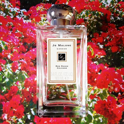 Perfume Notes: Jo Malone Red Roses Cologne   The Surrey Edit