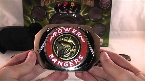 Legacy Power Morpher Review (Mighty Morphin Power Rangers