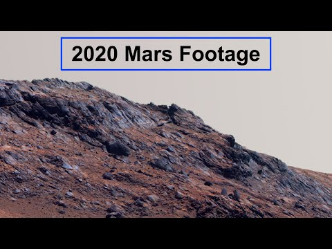 Curiosity Rover Planned Route – NASA's Mars Exploration