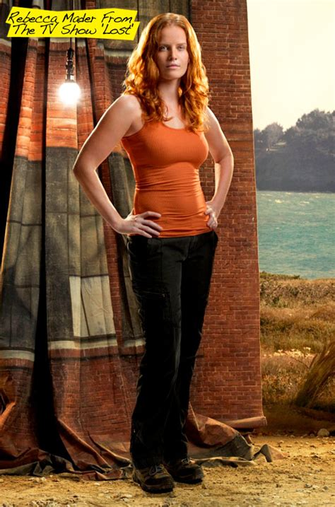 EXCLUSIVE! Rebecca Mader — I'm Really Sad 'Lost' Is Ending