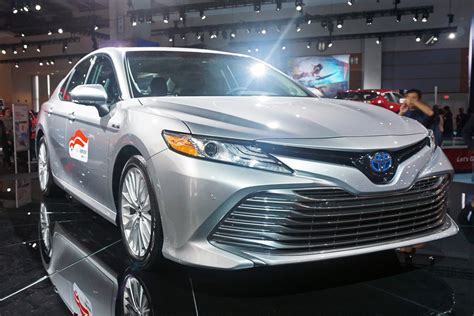 8+ Toyota Camry 2018 wallpapers HD